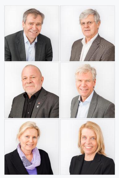 Sporveien Oslo / styret