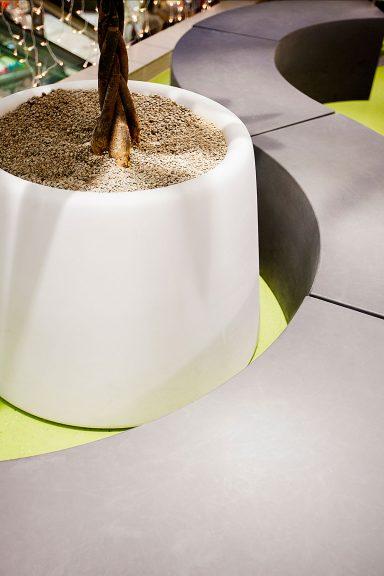 Kubik Interiørarkitekter : Borg Amfi