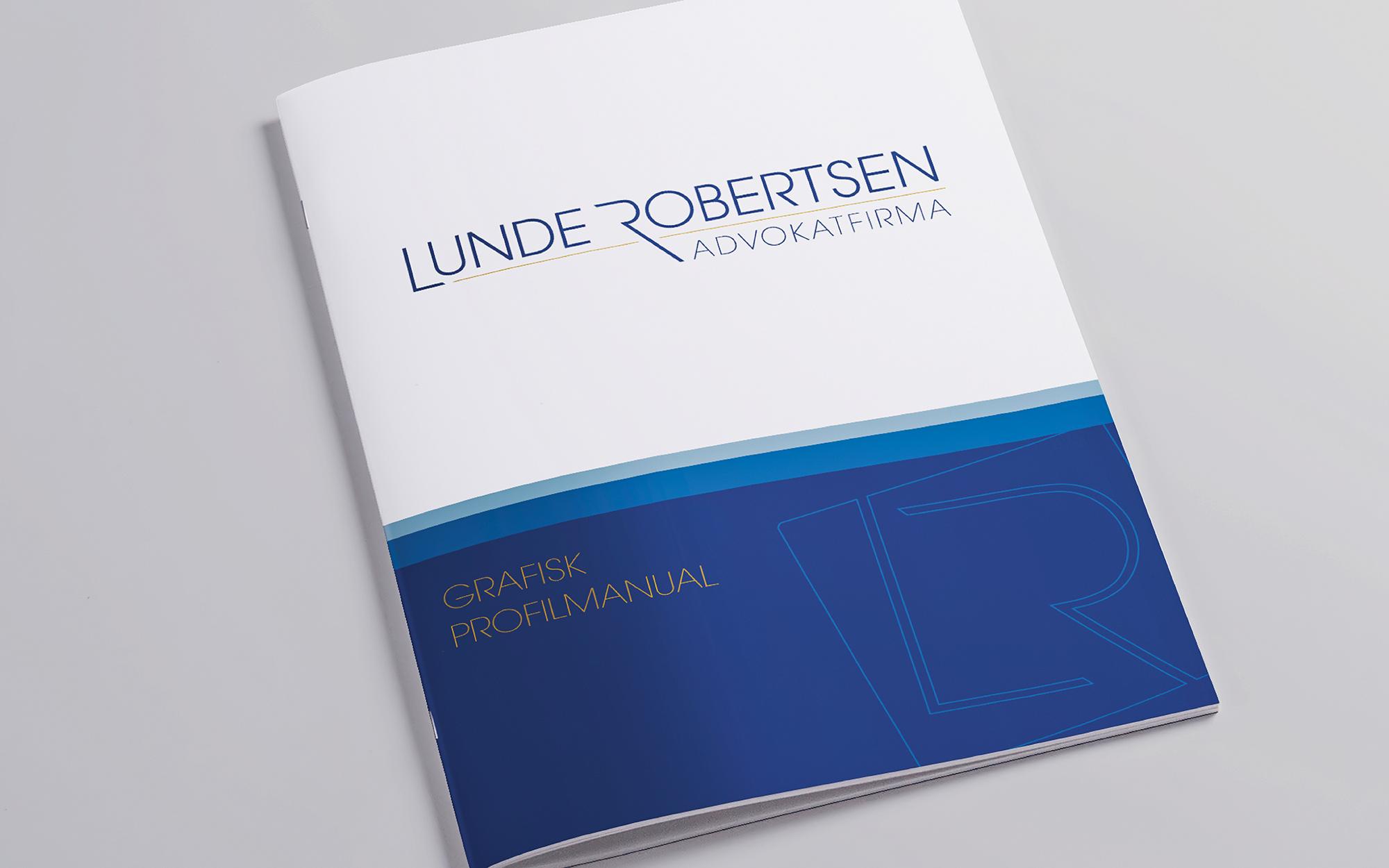 Lunde Robertsen profilmanual