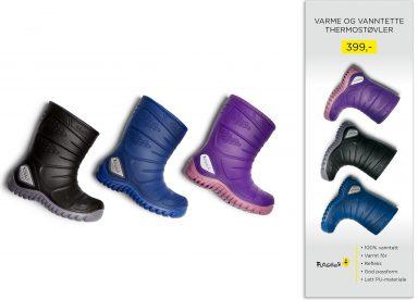 Eurosko // Produktfotografering Flogger støvler kampanje