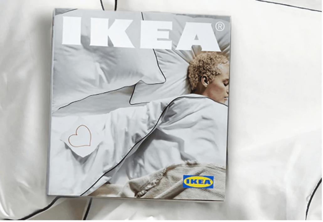 Ikea katalogen - Sandaunet Designbyrå