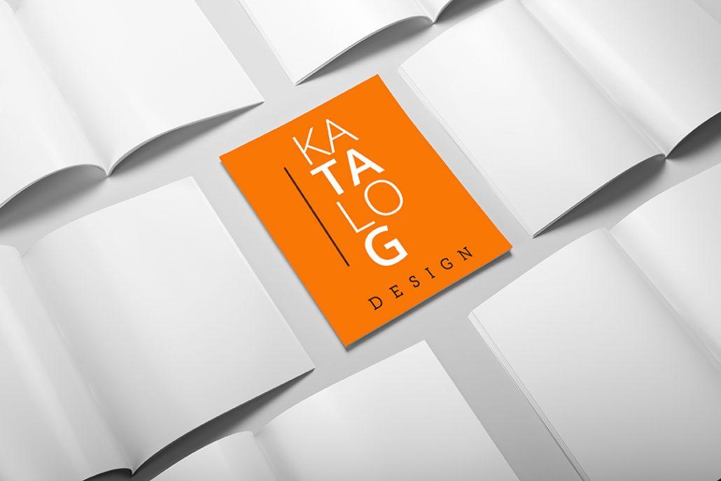 Katalog Design - Sandaunet Designbyrå