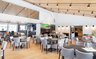 Blix Hotell, restaurant / spisesal